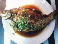 家常菜红烧鳊鱼