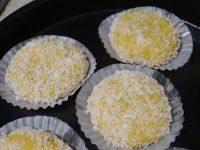 自己做的椰蓉南瓜饼