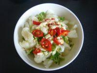 家常菜拌花菜