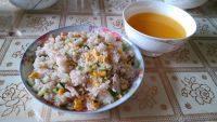 #美食记#蛋炒饭
