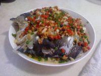 家常菜剁椒鱼头