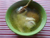 滋补的猴头菇鸡汤