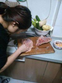 自己做的干锅鸡
