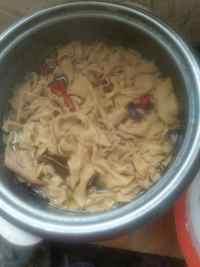 家常菜卤豆腐皮