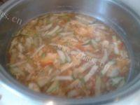 家常菜黄瓜鸡蛋汤