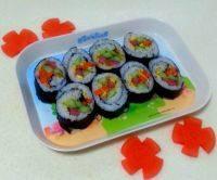 简易自制寿司