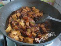 家常菜干子烧肉