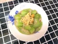 家常菜丝瓜炒蛋