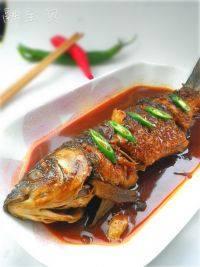 简单版茄汁鲤鱼