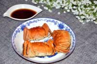 美味的清蒸阳澄湖大闸蟹