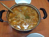 自制美味泡菜汤