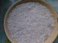 健康美食之蒸米饭