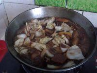 家常菜猪肉白菜炖粉条