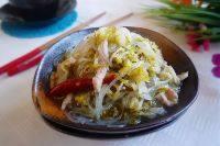 家常菜酸菜炖粉条