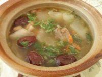 家常菜排骨冬瓜汤