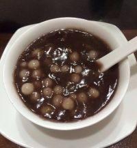 意犹未尽的红豆沙汤圆
