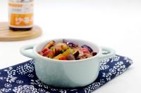 家常菜土豆焖五花肉