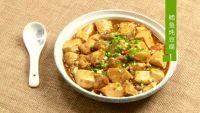 家常菜鳕鱼炖豆腐