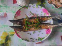 烤秋刀鱼-懒人版