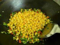 家常椒盐玉米