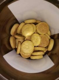 自制红糖饼干