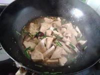 其味无穷的香菇烧豆腐