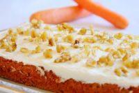 回味的胡萝卜蛋糕