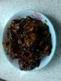 炸鸡蔬菜炒饭