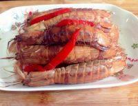 香辣皮皮虾(懒人版)