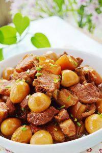 健康美食-上海红烧肉