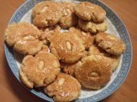 自制花生酥饼