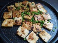 家常菜孜然豆腐