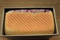 紫薯吐司自制