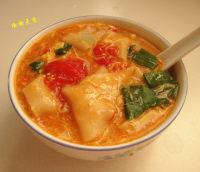 美味的面片汤