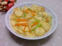 简单版日本豆腐