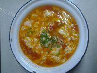 自制西红柿鸡蛋汤