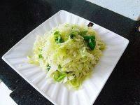 家常菜酸辣圆白菜