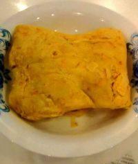 自制胡萝卜鸡蛋饼