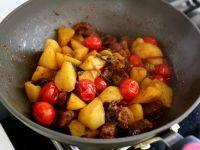 自制土豆烧牛肉
