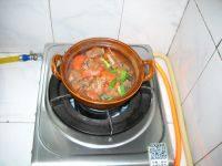 家常菜胡萝卜炖排骨