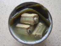 营养丰富的海带排骨汤
