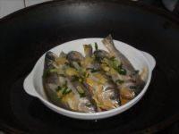 简单易做的清蒸小黄鱼