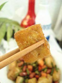 家庭版宫保豆腐