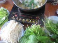 【DIY美食】羊肉火锅