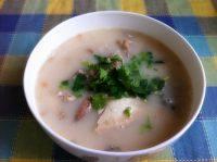 美味的鱼头汤