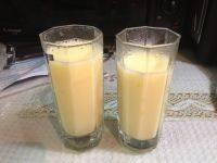 清爽的奶香玉米汁