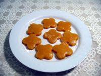 甘脆的南瓜糯米饼