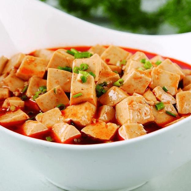 易做的麻婆豆腐