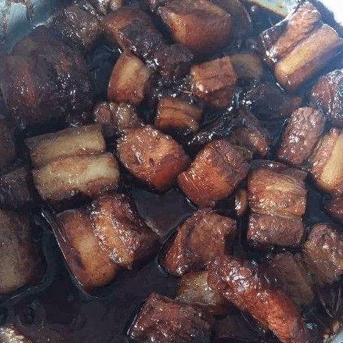 DIY红烧肉