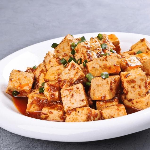 爱上麻婆豆腐